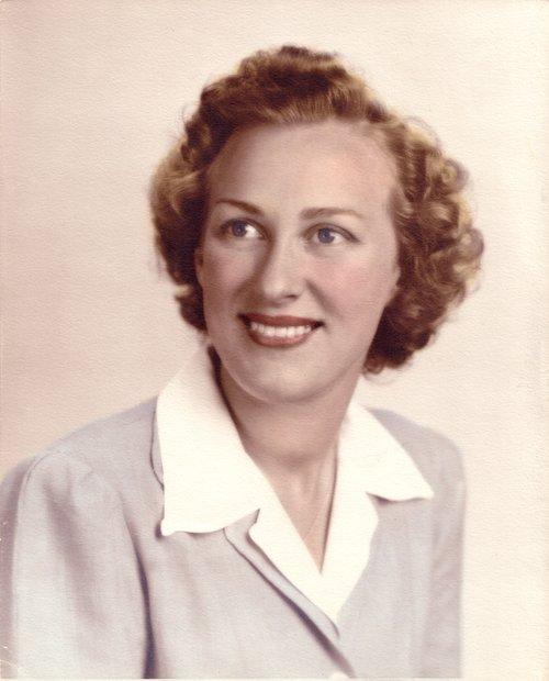 Clara Weller (Losee) 1942