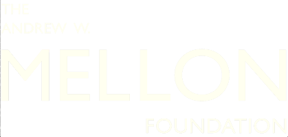 Supported by a grant         from the Mellon Foundation